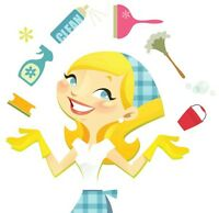 RESIDENTIAL & COMMERCIAL CLEANING! - accepting new clients ***