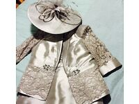 Antonio D'ERRICO mother of the bride outfit