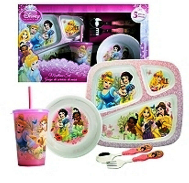 Disney Princess Mealtime Set