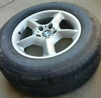 2002_2007BMW X5  tires and rims