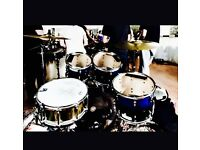 Solid Experienced Drummer Available