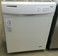 WHIRLPOOL BUILT-IN DISHWASHER (SCRATCH AND DENT)