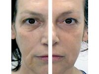 Mobile Anti-ageing facial treatments