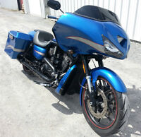 Harley-Davidson V Rod Night Rod Special Road Glide