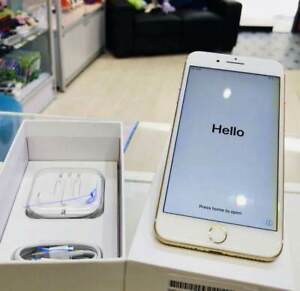 As New iphone 7 plus 32gb Gold Apple warranty tax invoice Surfers Paradise Gold Coast City Preview