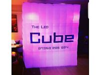 LED CUBE CHRISTMAS NIGHTS