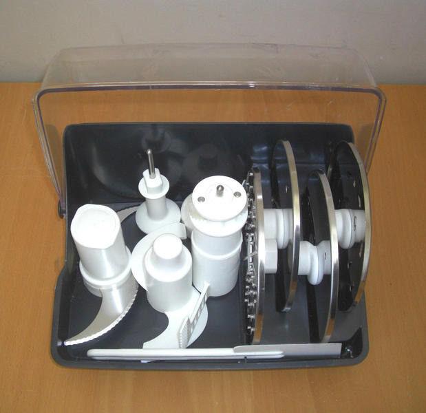 Magimix Food Processor Blender 10 Piece Blades & Accessory Kit