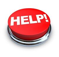 """HELP! Looking for a Good """"P"""" Addictions Counsellor -Moncton area"""