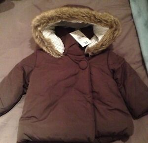 3-6 month baby winter jacket