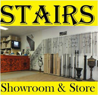 STAIRS RAILINGS PARTS & SERVICES + CONSULTATION