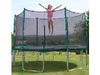 T P trampoline 12 feet