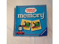 Ravensburger - Thomas And Friends Memory Card Game - Complete - 72 Cards.