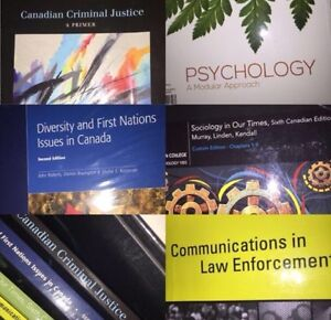 1ST SEMESTER POLICE FOUNDATIONS/PSI TEXTBOOKS