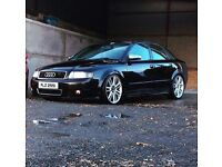 Audi A4 s-line 130bhp model