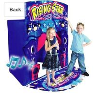 Rising Star Talent Show play tent with mic and speakers! New!
