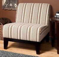 MOCHA CHAIR FOR SALE BRAND NEW $260 FOR THE PAIR!