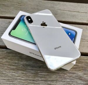 IPHONE X 64GB UNLOCKED BRAND NEW & WARRANTY & RECEIPT