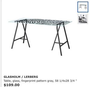IKEA Glasholm desk or table