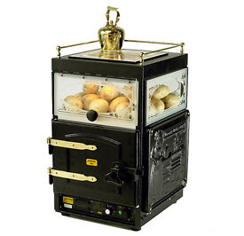 The Queen Victoria Potato Oven - Excellent Condition and Working Order RRP £2200