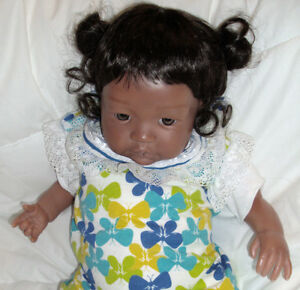 Newborn Baby Doll Wendy