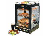 Victorian Baking Oven Princess Hot Food Merchandiser (excellent condition)