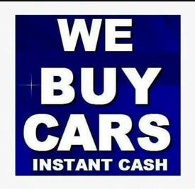 WE BUY ANY CAR OR VAN