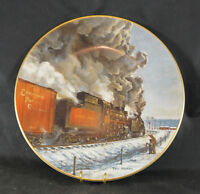 PLATE BY TED XARAS SYMPHONY IN STEAM CANADIAN PACIFIC