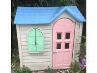 Little tykes house ( play house Wendy house)