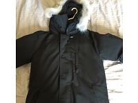 Genuine Canada goose chateaux parka sale or swap moncler/Canada goose/stone island