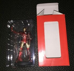 Iron Man Statue Figurine Marvel Eaglemoss Fact Files