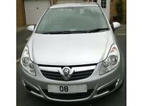 ONLY 35K Miles Corsa 08 with Full service history