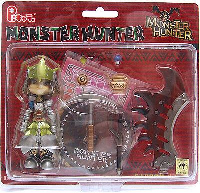 Pinky:st Street P:chara PC2019 Monster Hunter Reia Vinyl Toy Figure Anime Japan