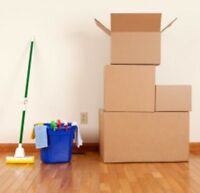 Moving ? Let us do the dirty work .