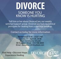 Divorce and Separation Support group