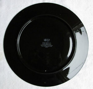SET OF 6 MIKASA CHARGER PLATES