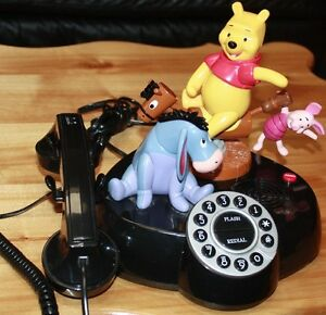 POOH & FRIENDS TALKING TELEPHONE