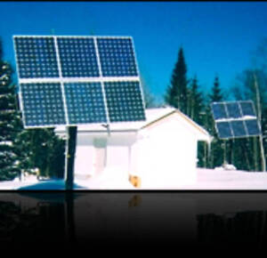 solar power systems   off-grid Kitchener / Waterloo Kitchener Area image 1