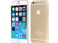 Iphone 6 16gb boxed on 02