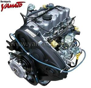 Replacement Complete Engine For Mitsubishi 4D56T 2.5 Turbo Diesel Lidcombe Auburn Area Preview