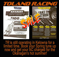 Toland Racing Automotive Hasn't Moved Yet!!