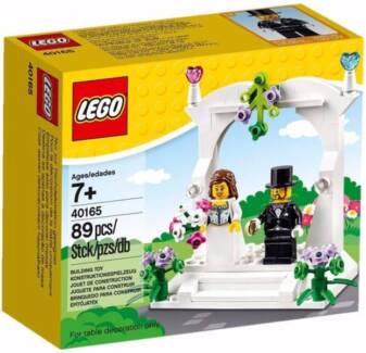 Wedding Lego