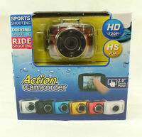 Used Action Sport Camera