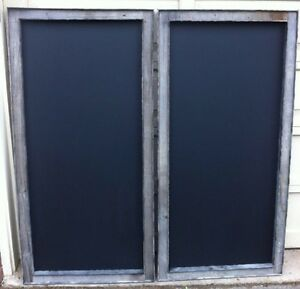 Any size chalkboard you would like ! Chalkboards CHALKBOARD! Oakville / Halton Region Toronto (GTA) image 6
