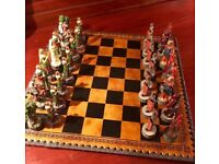 Robin Hood Chess Set