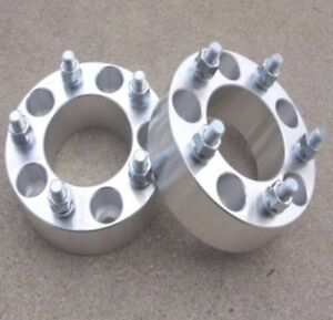1 1/4. Wheel spacer for 5 lug 4.5inch.