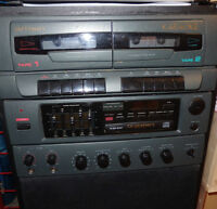 PA SYSTEM /TAPE/RECORDER..($399)