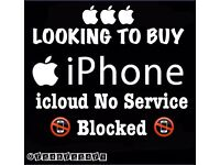Wanted iPhone 6s 7 7 Plus 6s 6 6s Plus Faulty Broken New Used iCloud B Locked N0 Service N0 Signal