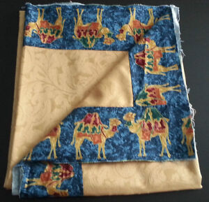 Morrocan Themed Tablecloth - Large Size