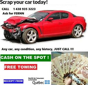 SCRAP YOUR CAR OR  TRUCK TODAY★★★$250$★★★.1.438.935.3223.★★★