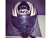 Motorbikes helmet